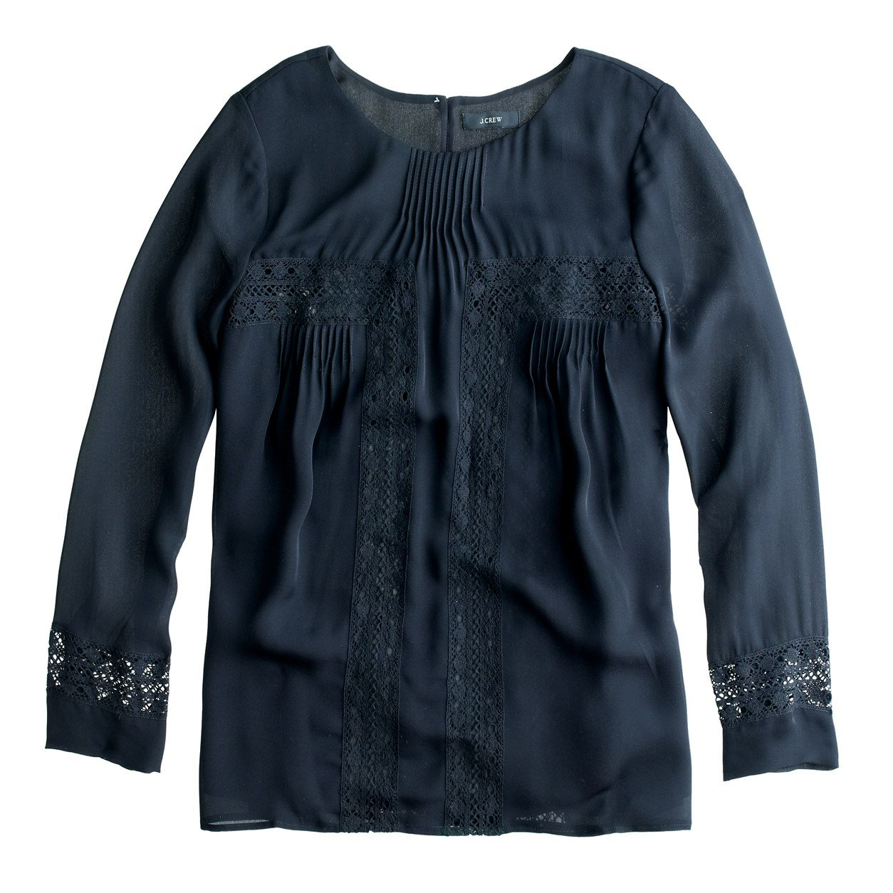 c7fc8c1888ea8 Collection silk peasant top   shirts   tops