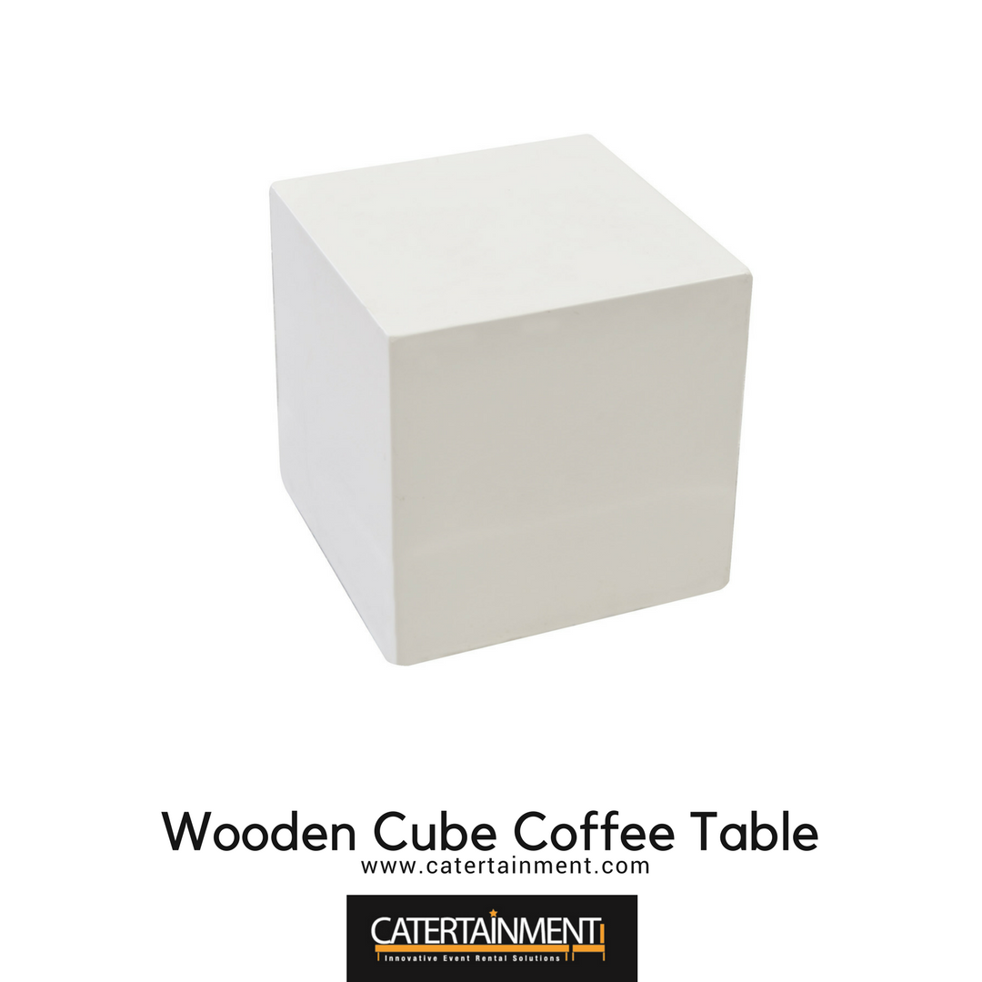 Wooden Cube Coffee Table Cheers Https Goo Gl Yp5jym White Decorsofa Elegantdecoration Eventsdecoration Party Myeventstyle Designevent