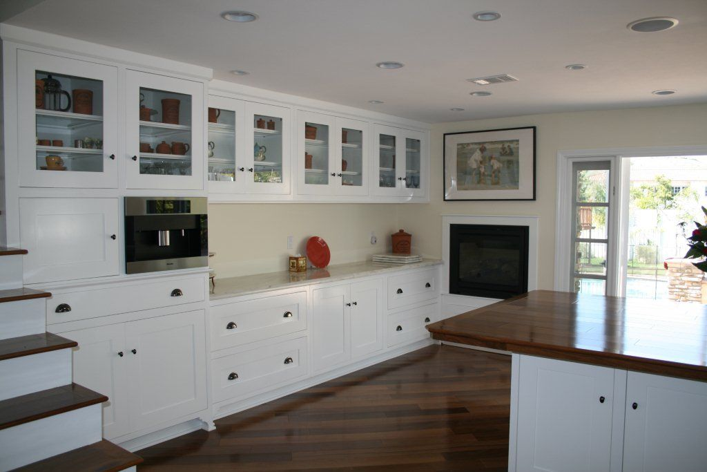 White Kitchen Cabinets Orange County Specialize