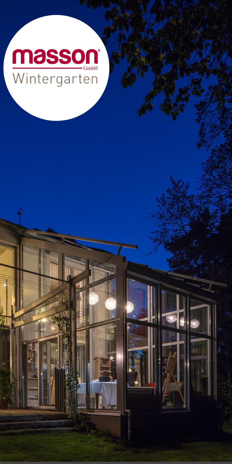 Erfullen Sie Sich Ihren Traum Vom Wintergarten Mit Masson Wintergarten House Styles Mansions Structures