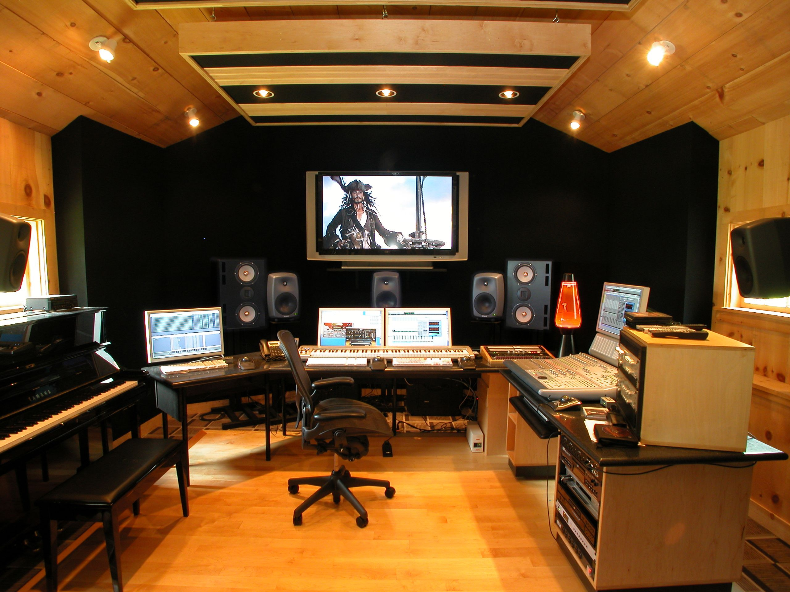 FM Design Private Recording Studio Design Portfolio, Recording Studio Design,  Acoustic Design, Music
