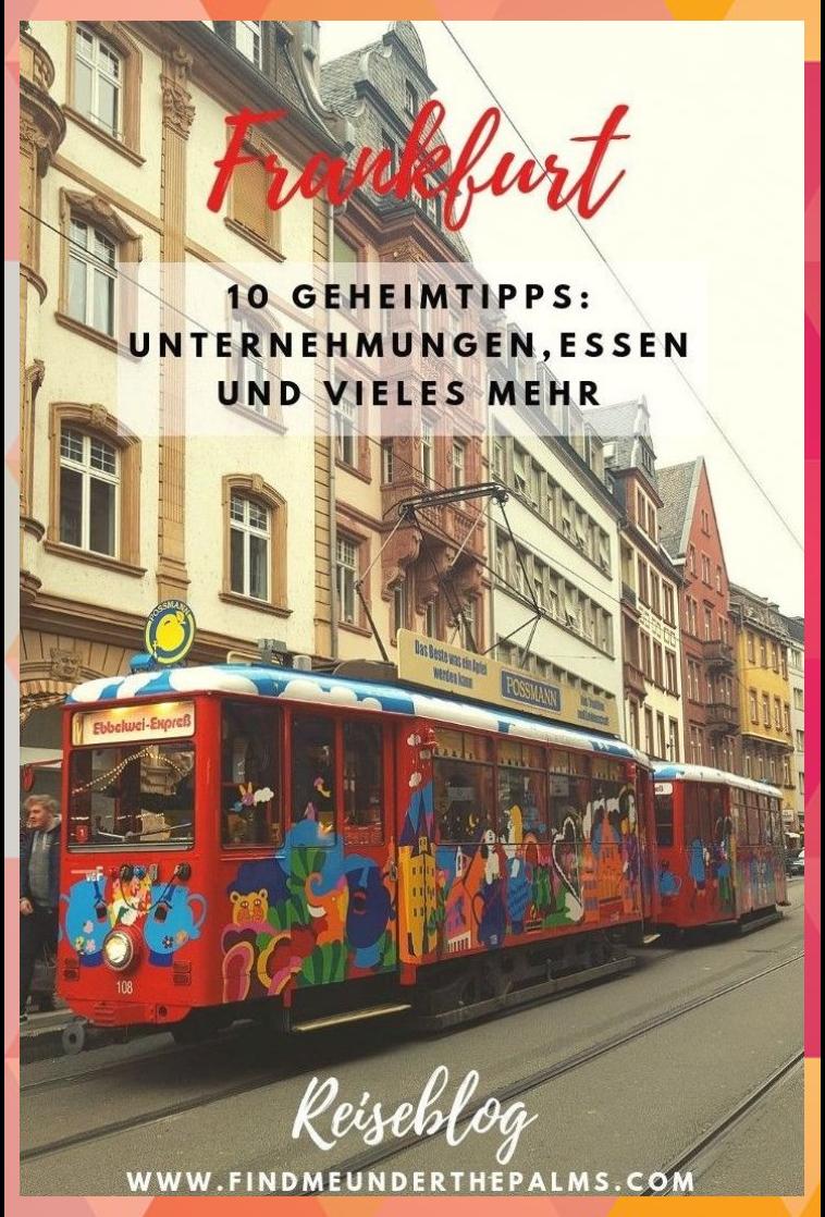 Unternehmungen In Frankfurt