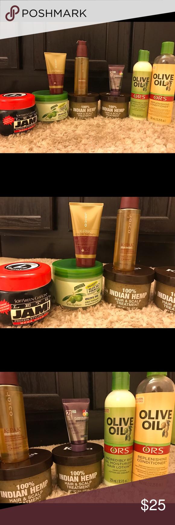 SOLD 🎈on Vinted Hair Care Bundle price below Boutique