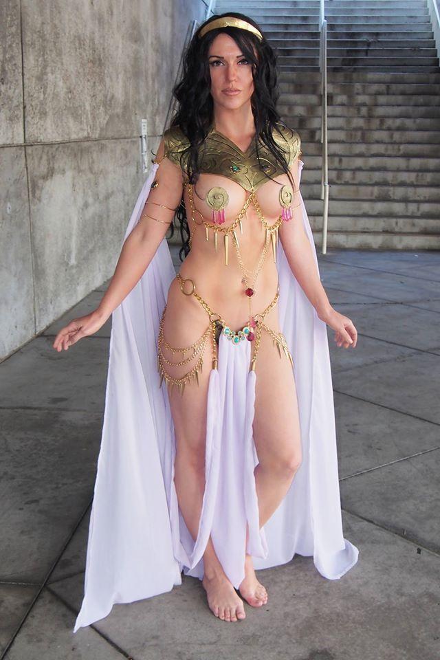 Casually, not Princess of mars dejah thoris cosplay apologise