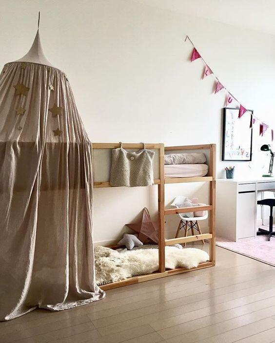 Ikea hack hochbett  mommo design: 10 IKEA KURA HACKS | KiDS FURNITuRE AnD DEtAILS ...