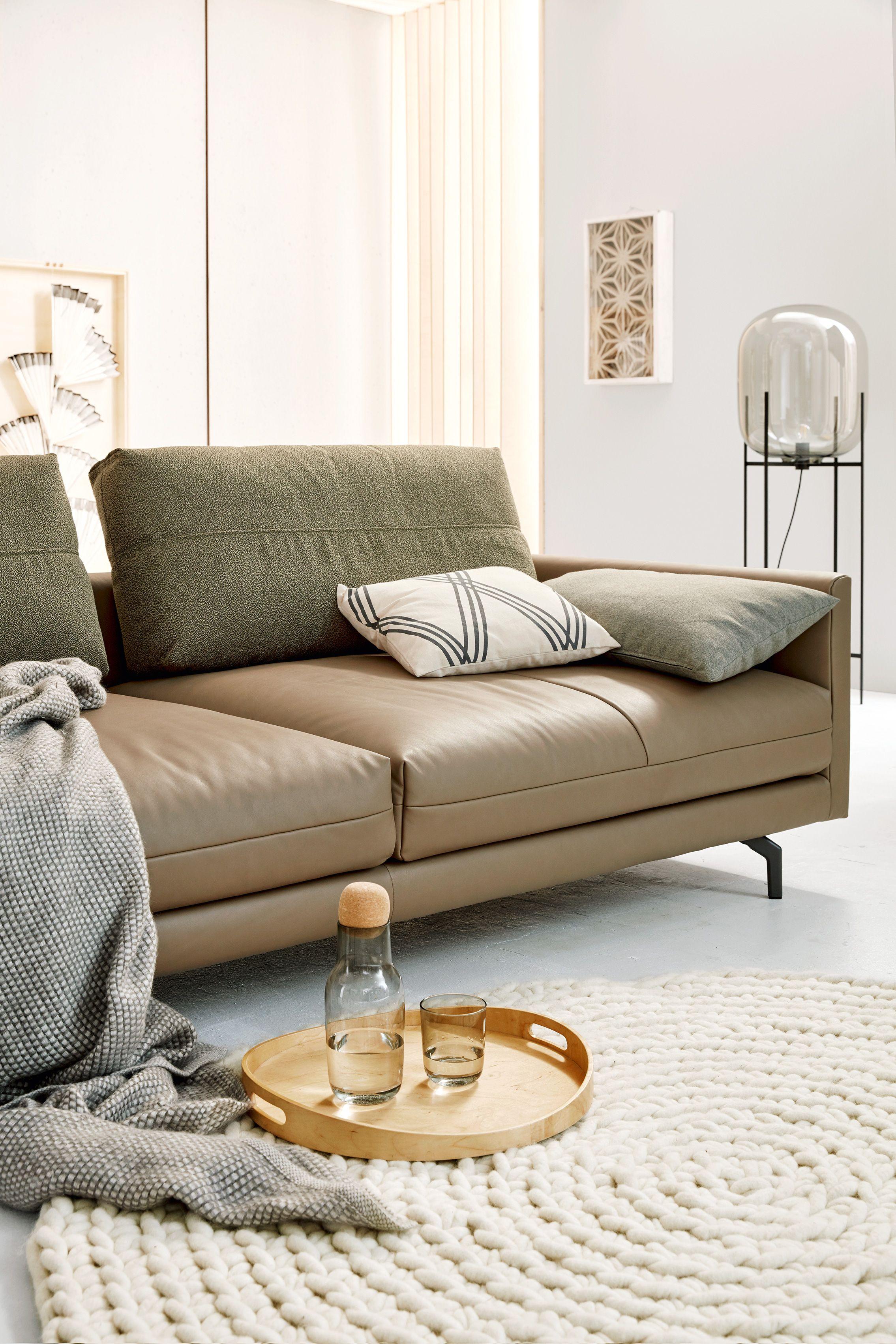 Amüsant Hülsta Couch Sammlung Von Hülsta Sofa Hs.414 Sofa über Tief /