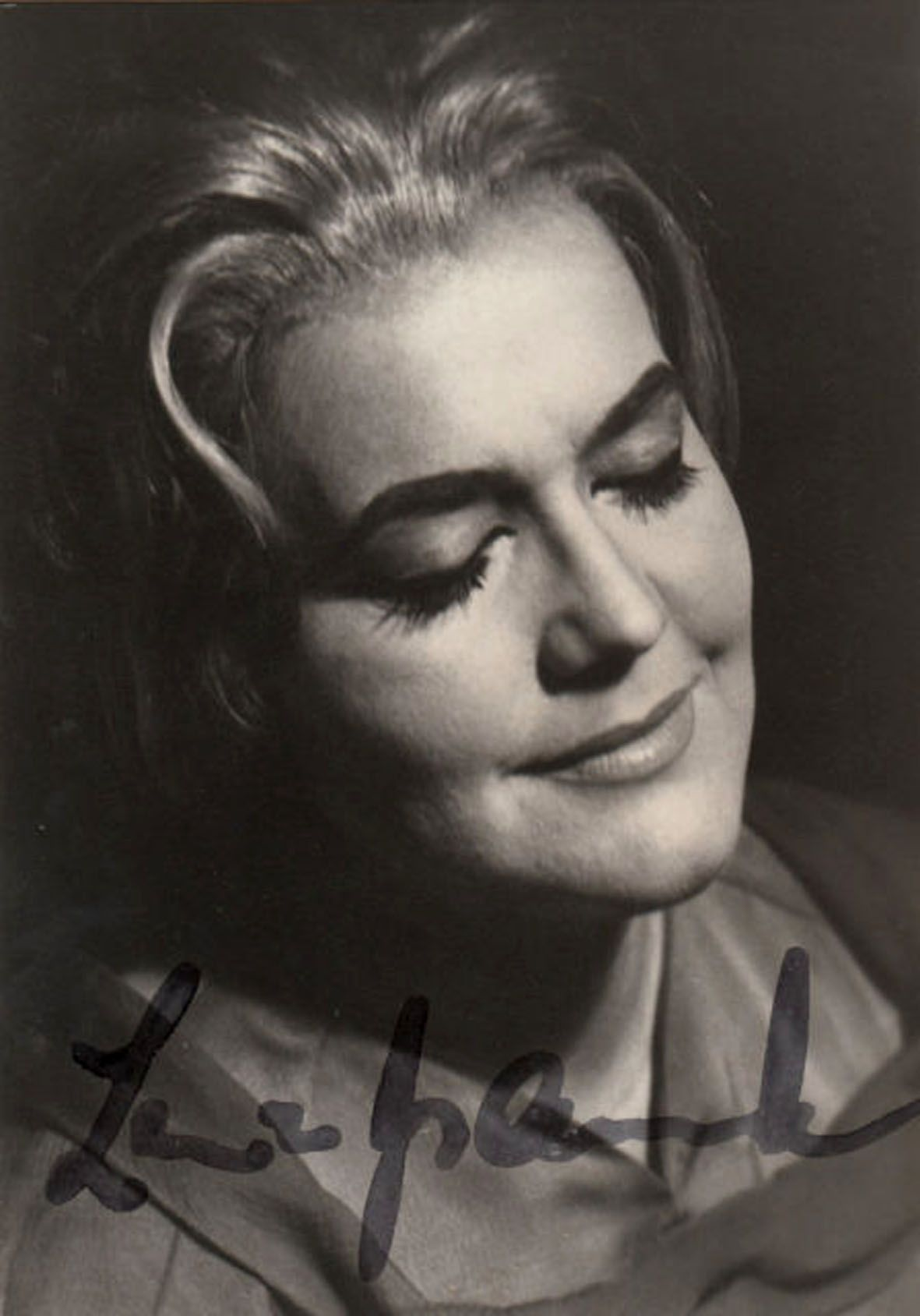 Leonie Rysanek 1965 Diva! in 2019 Opera singers, Opera