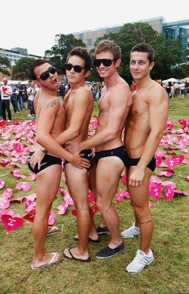 Gay and lesbian mardi gras sydney