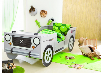 Jeep kinderbed safari kinderbedden juniorbedden bed kid