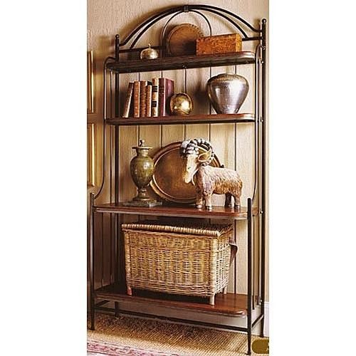 Ways To Decorate A Bakers Rack Charleston Forge Blackberry Road