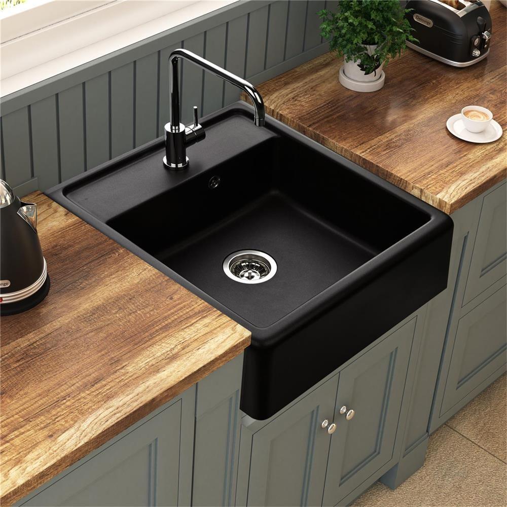 evier resine noir 1 bac evier with evier resine noir 1 bac evier bacs noir inspirant galerie. Black Bedroom Furniture Sets. Home Design Ideas