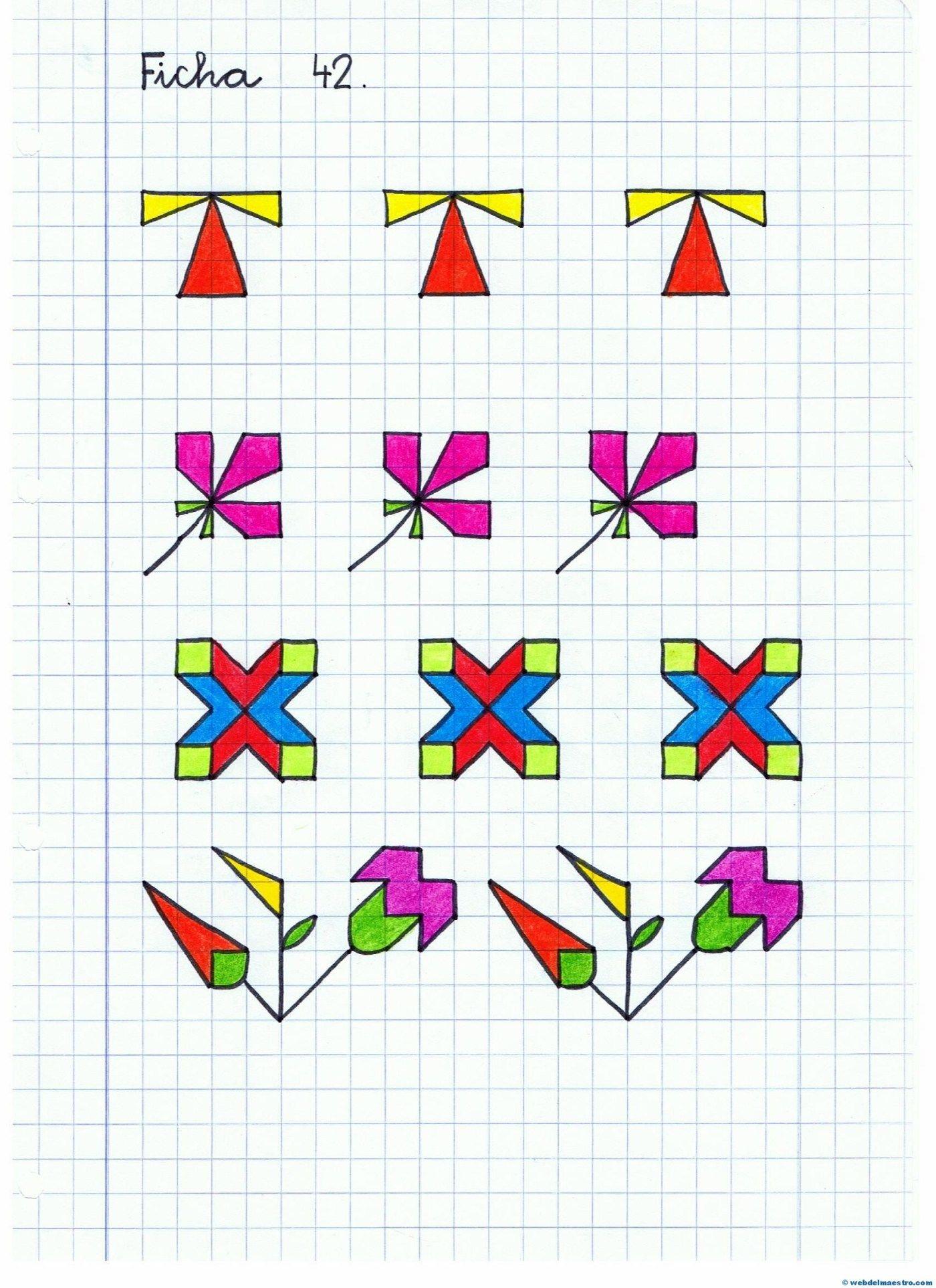 Dibujos Cuadriculados Web Del Maestro Dibujos En Cuadricula Papel De Dibujo Planas De Artistica