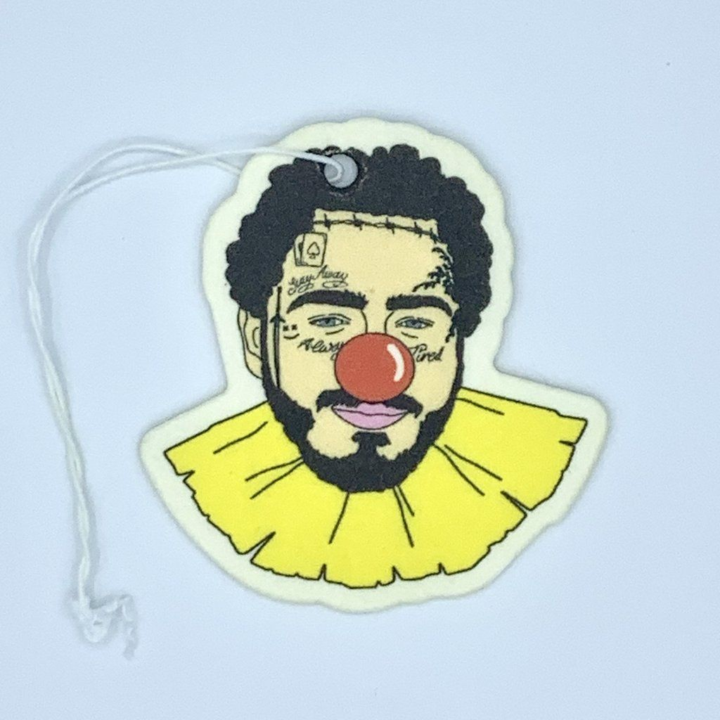 Post Clown Air Freshener Air freshener, Freshener, Clown