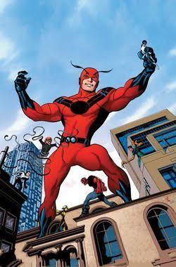 Gigante Henry Pym Marvel Giant Man Henry Pym Marvel