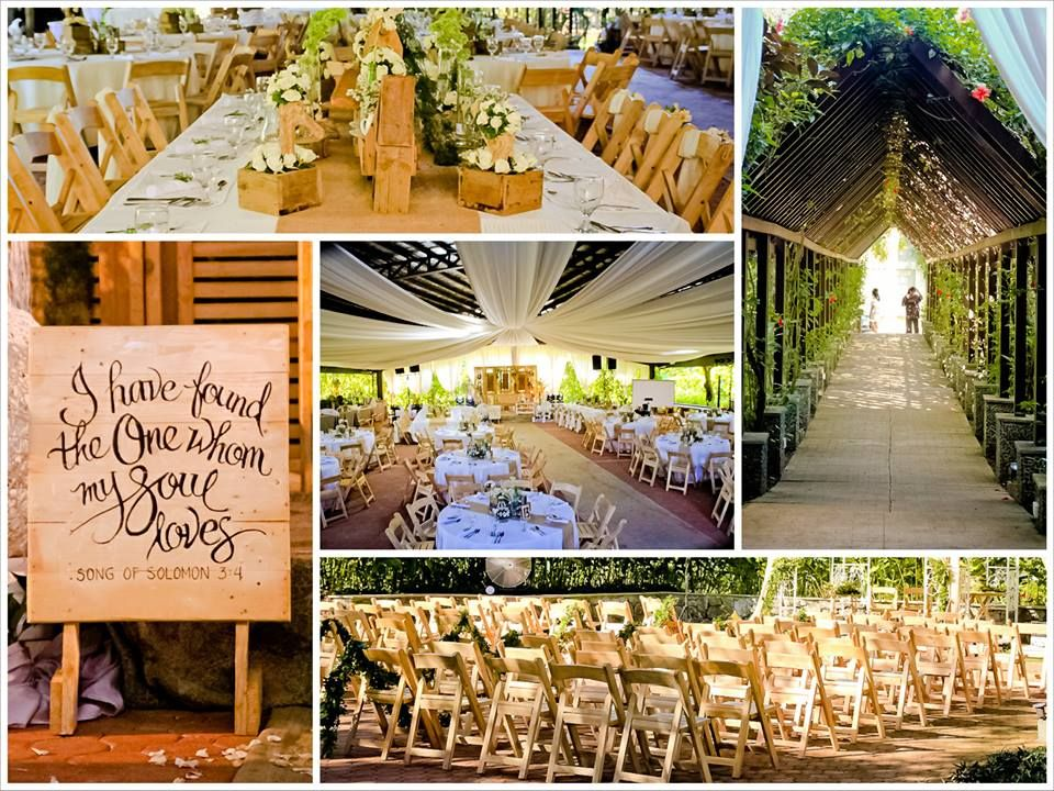 The glens tagaytay wedding venues setup pinterest for Tagaytay wedding venue