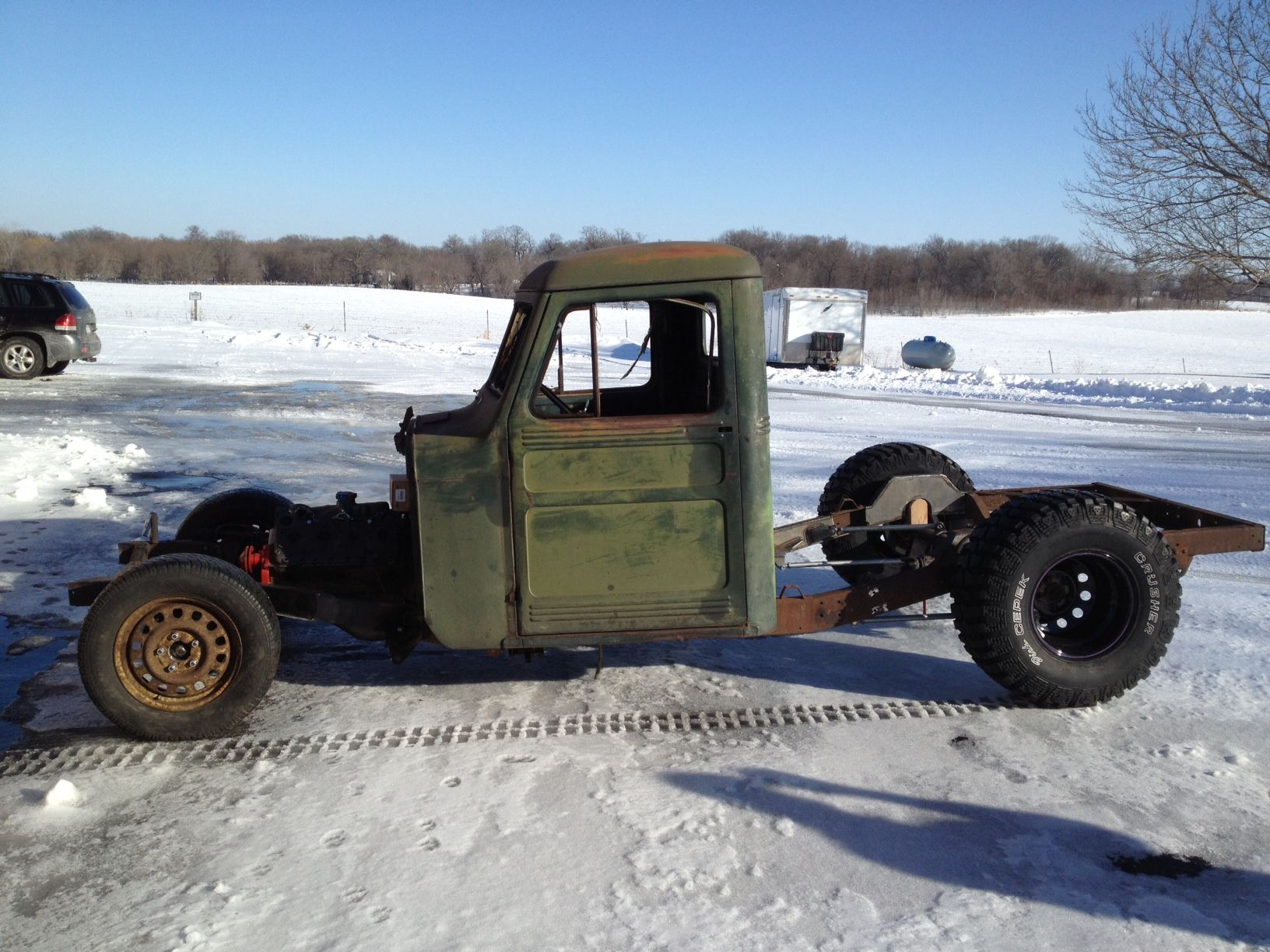 48 willys ratrod pickup builds and project cars forum