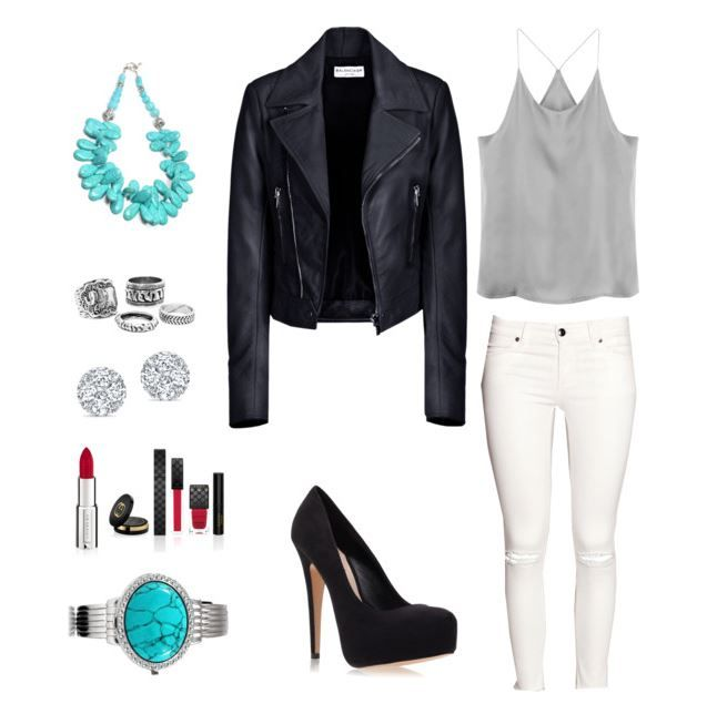 Turquoise Statement Necklace is a Hit at Polyvore!!