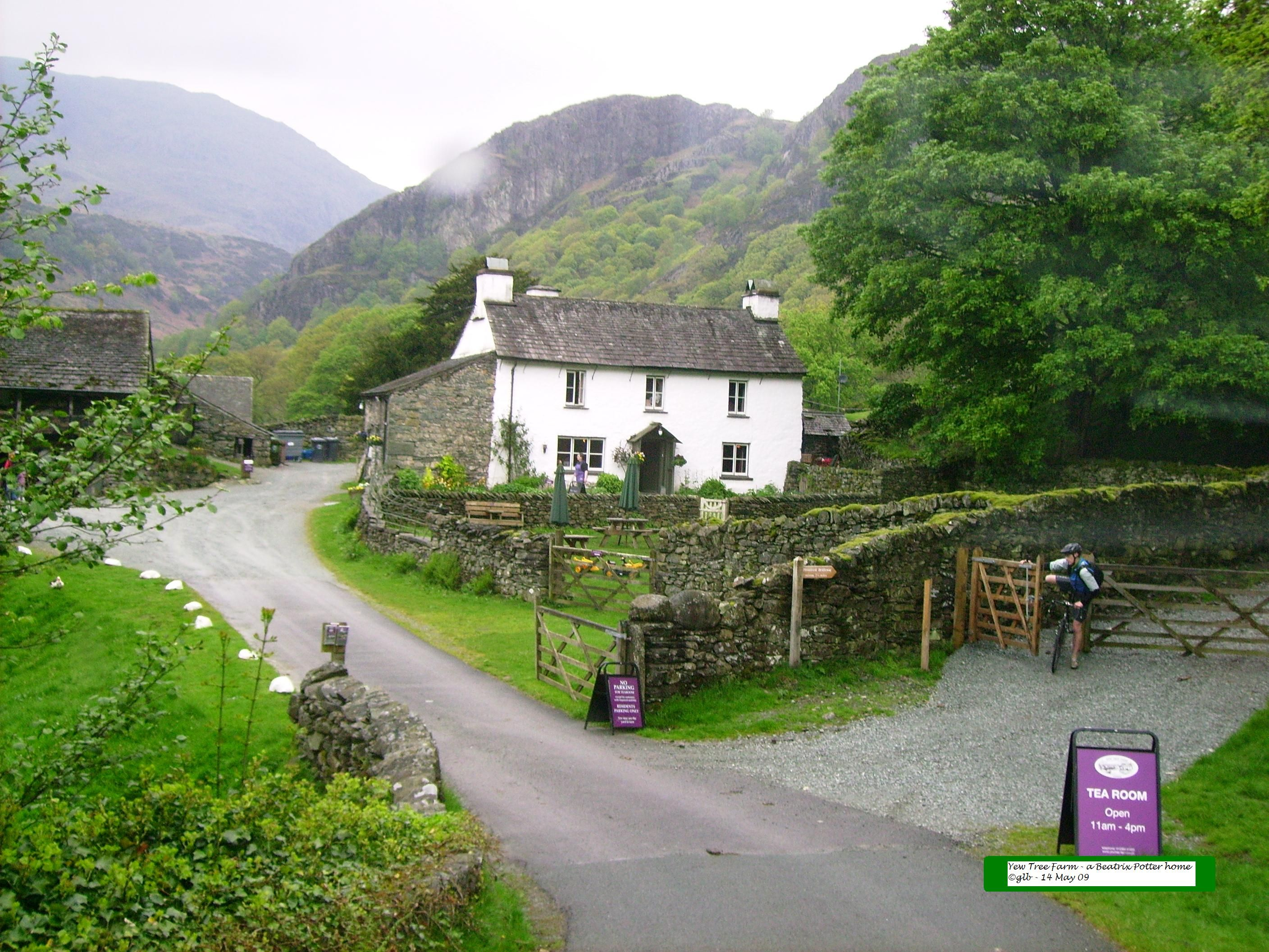 Listed Buildings In Coniston Yorkshire