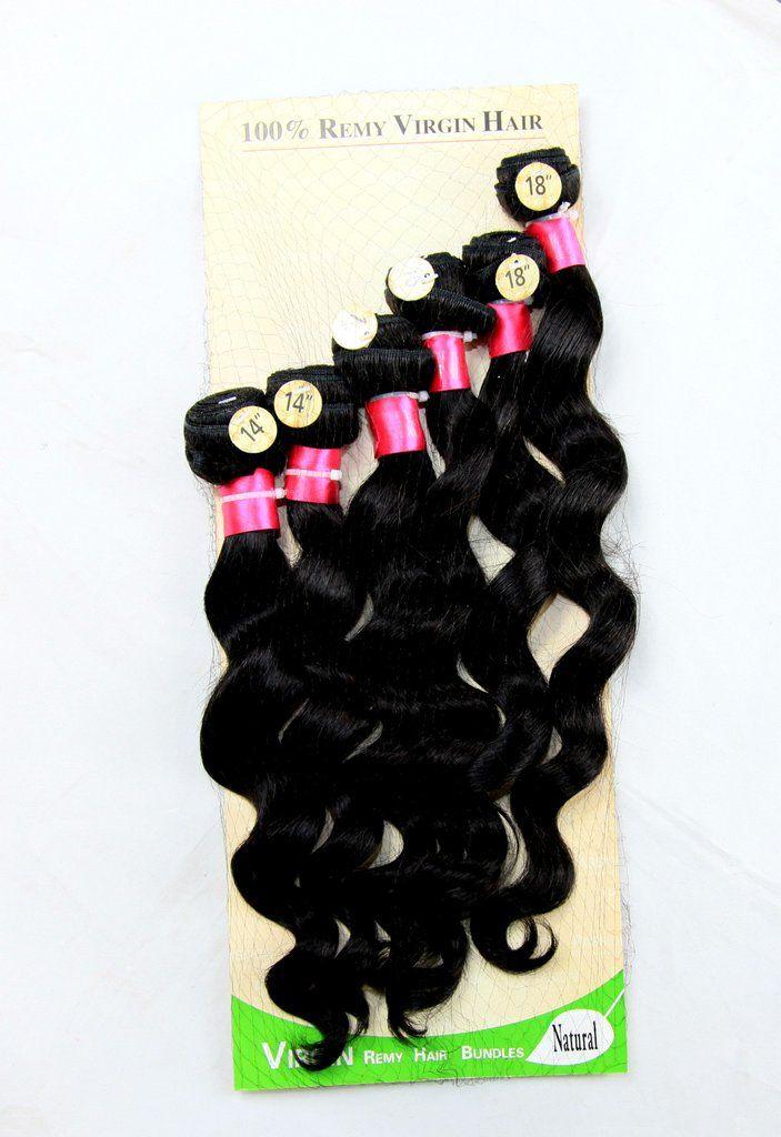 Peruvian Virgin Loose Wave All In One Set 8a Virgin Hair Bundles