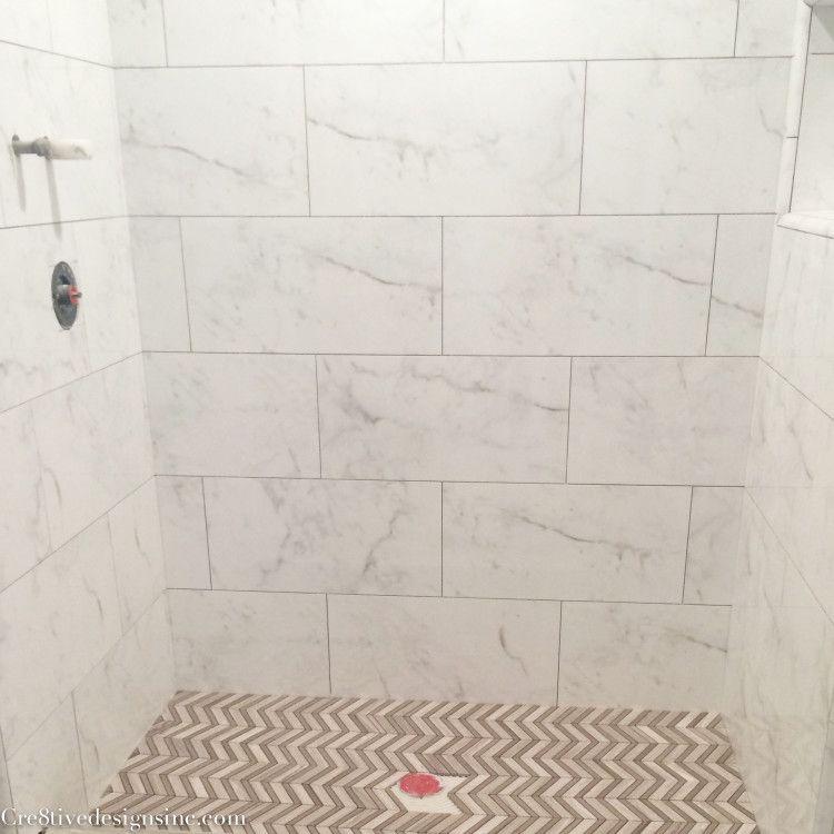 marble look tile marble bathroom