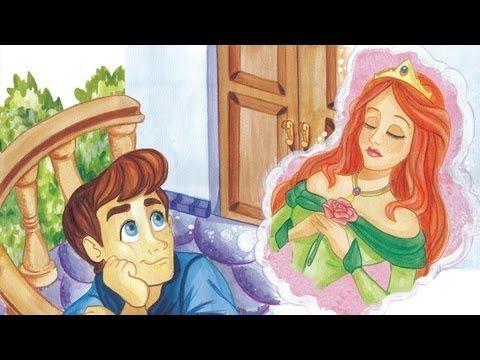 La Bella Durmiente Audio Cuento Popular Fairy Tales Fairy Tales Stories For Kids