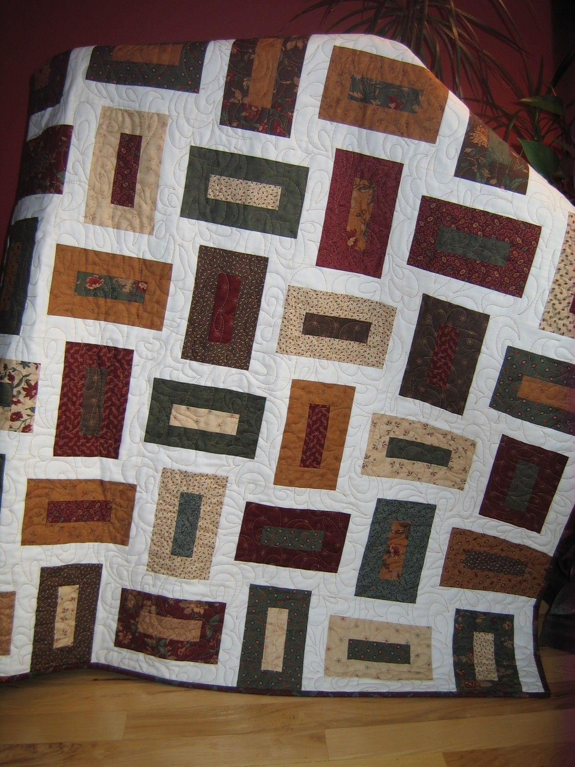 QUILT PATTERN five sizes baby to king ...Layer Cake or ...