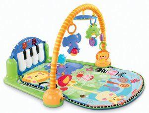 Fisher Price Kick N Play Piano Play Mat Looks Like Fun Does It