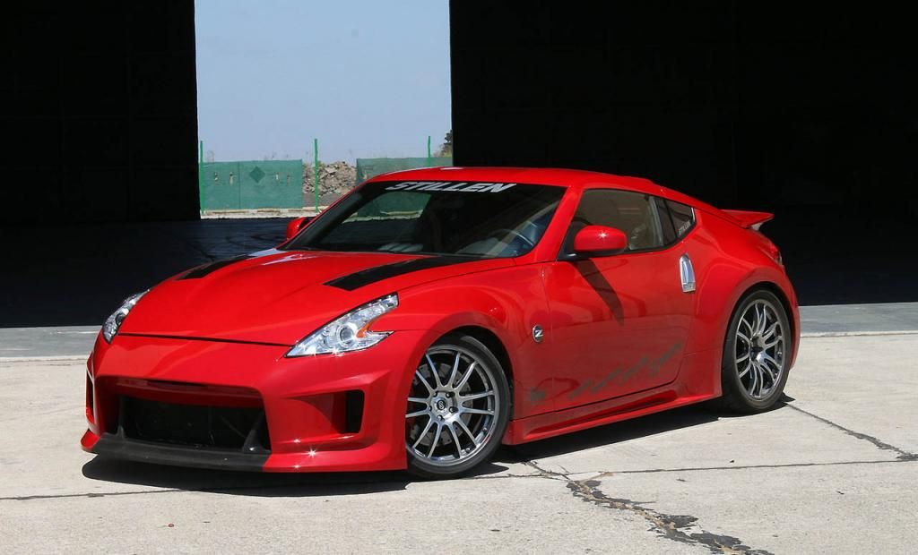 Delicieux Ten Cheap Cars You Can Easily Modify To Be Fast   3. Nissan 370Z