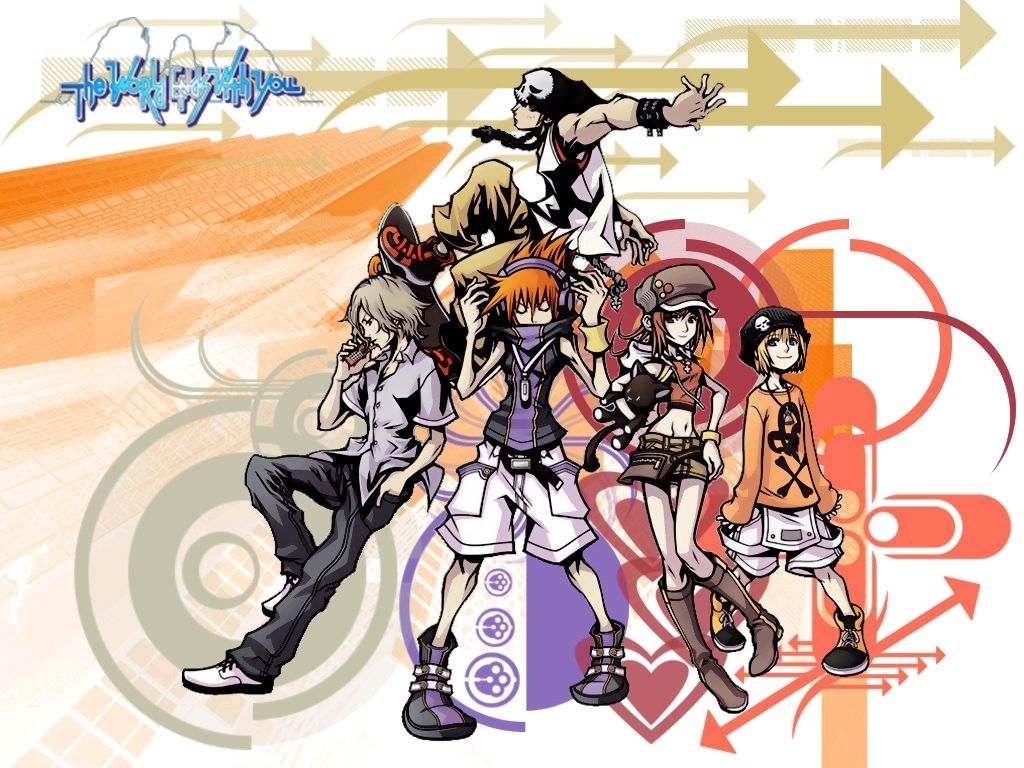This The Game I Playing On 3ds The World Ends With You Rumoured