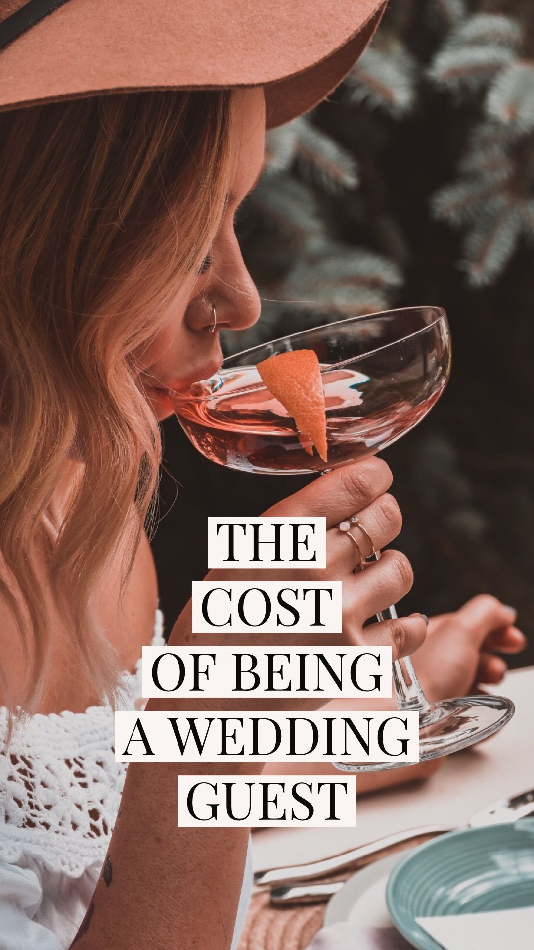 The cost of being a wedding guest isn't pretty. But with careful planning and some budget saving tips, you can survive and keep your bank account thriving this wedding season. #weddingplanning #weddingguest #weddingday #bride #bridaltips