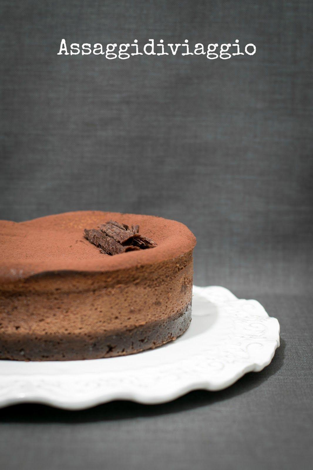 Assaggidiviaggio New York Cheesecake Al Doppio Cioccolato Eat Me