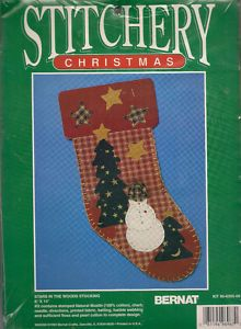 More ideas for how to decorate a rag stocking.