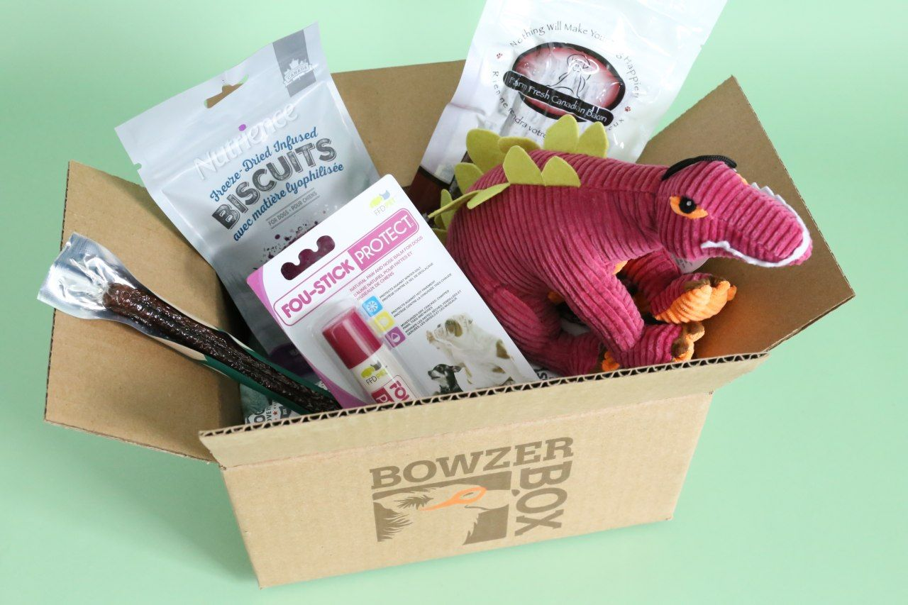 Bowzer Box Review February 2018 Subscription boxes, Box