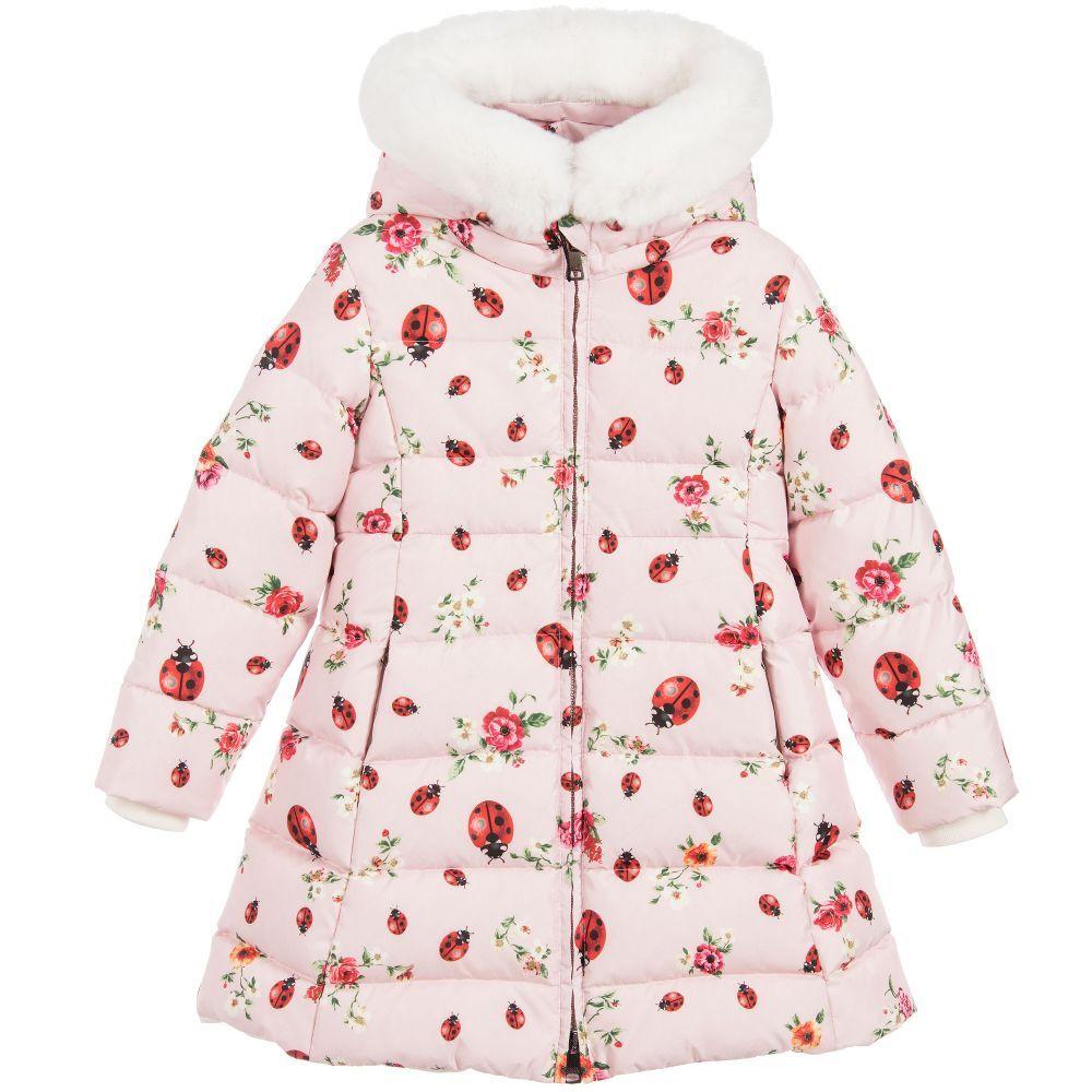 716e845ff Dolce   Gabbana - Girls  Coccinelle  Down Coat