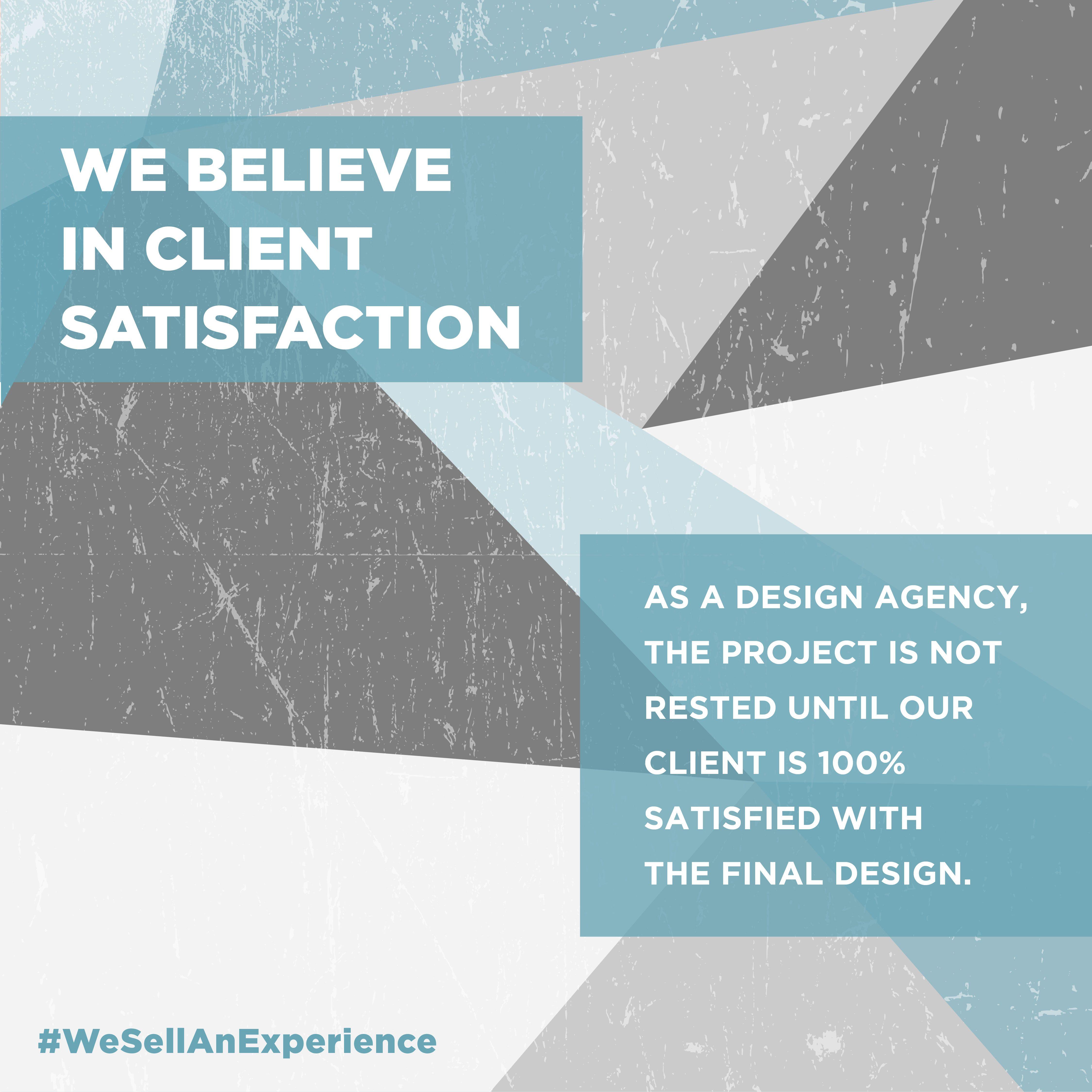 Client satisfaction is our no.1 priority. #BrandingSecret #AquaDesignWorks #AquaLogoWorks #Logo #Branding #BrandDesign #Branding #MotivationThursdays #BrandingThursdays #BrandingDesign #BrandIdentity #BrandingIdentity #Branding101 #Designer #BrandingDesigner #BrandingAgency #Inspiration #BrandingExpert