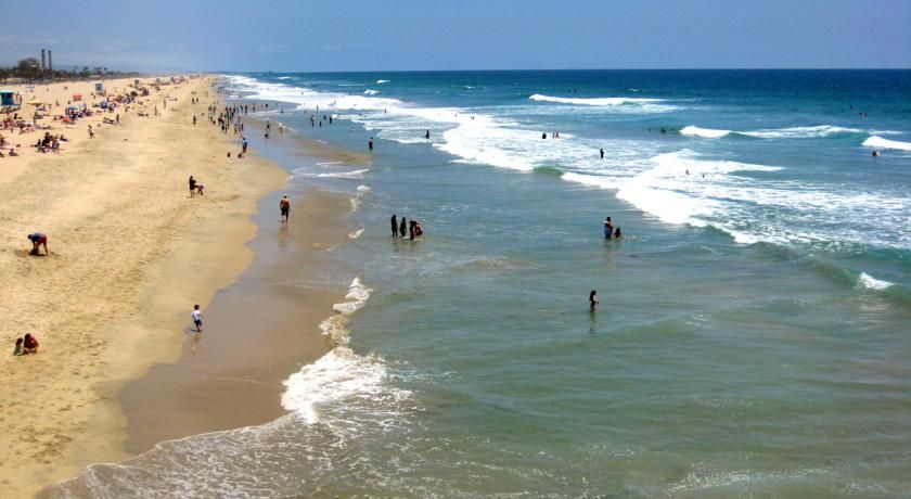 OceanView Motel Huntington Beach Situated in beautiful