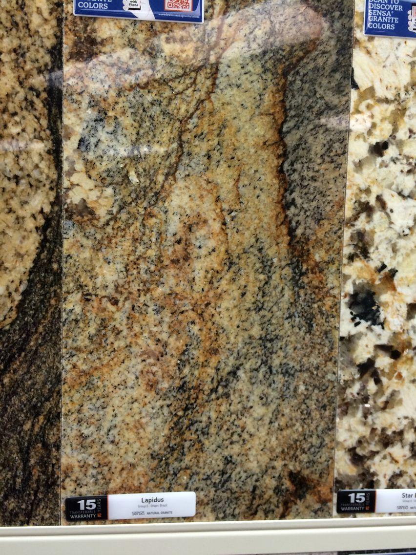 Lapidus premium product search marva marble and granite - Sensa Granite Countertop Lapidus