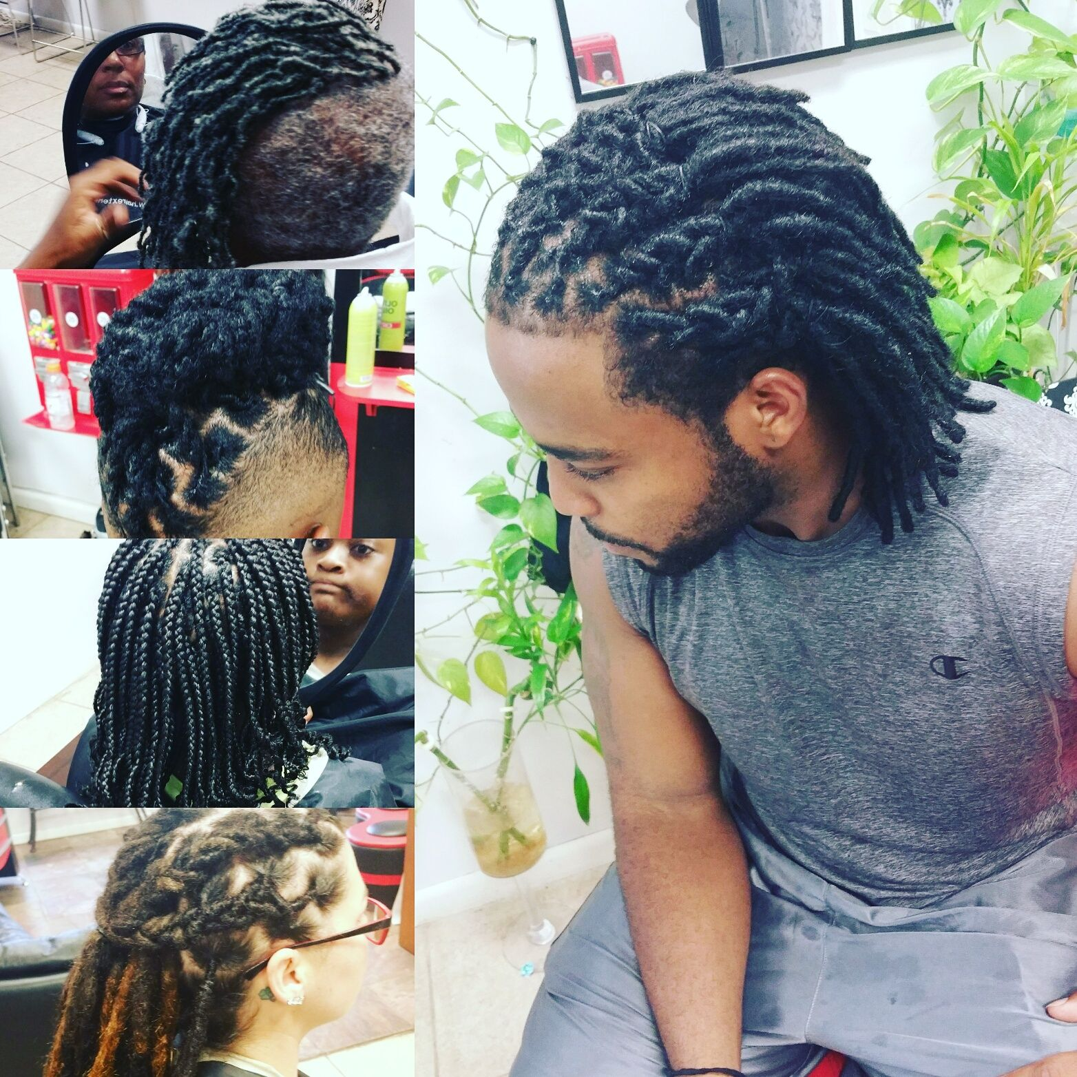 Black Men Wedding Hairstyles: Dreadlock Styles, Locs Hairstyles