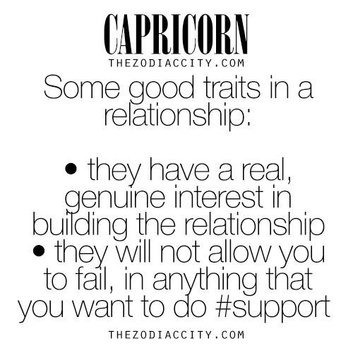 Zodiac Capricorn Good Relationship Traits  See Much More -6238