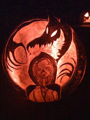 15 Awesome Bookish Jack O Lanterns Jack O Lantern Pumpkin Carving Pumpkin Art