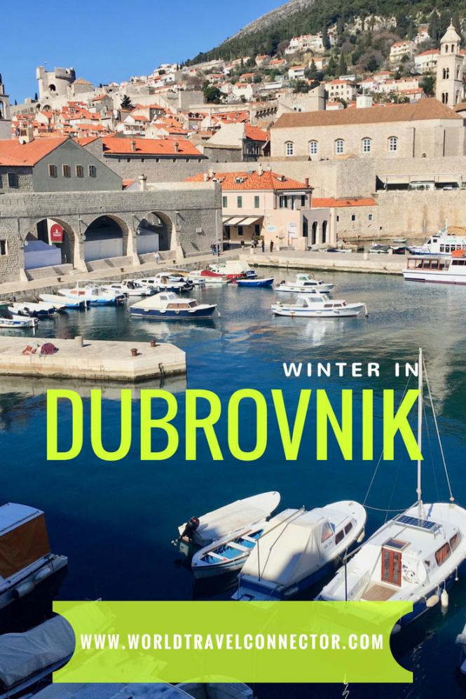 Winter In Dubrovnik Why To Visit Dubrovnik In Winter Europe Travel Destinations Croatia Travel Eastern Europe Travel
