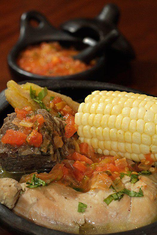 Sancocho Colombiano Recipe Cafetero Pinterest Colombian Food