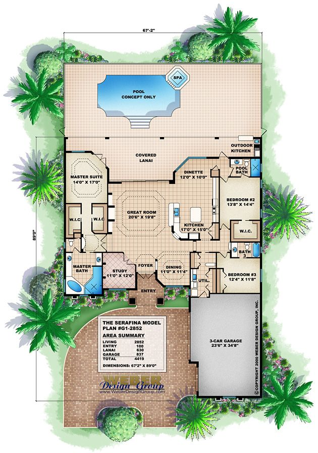 Super Serafina House Plan I Would Only Switch The Kids Room And Home Remodeling Inspirations Gresiscottssportslandcom
