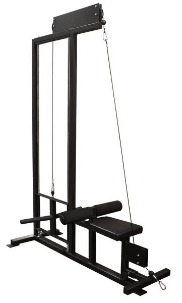 Elitefts Efs E Series Plate Loaded Lat Pulldown And Low Row