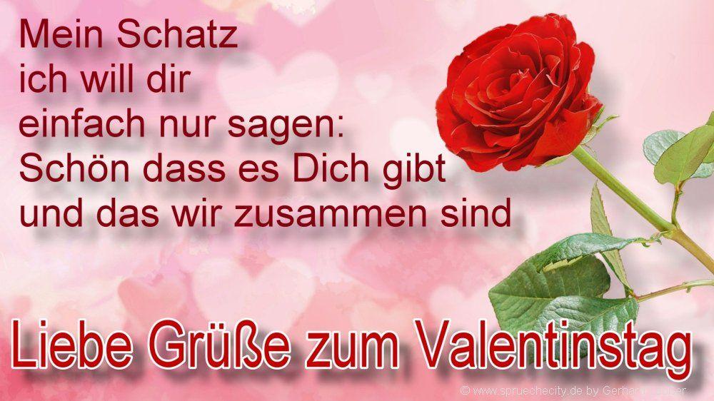Valentinstag Texte Fur Freundin Valentinstag Spruche