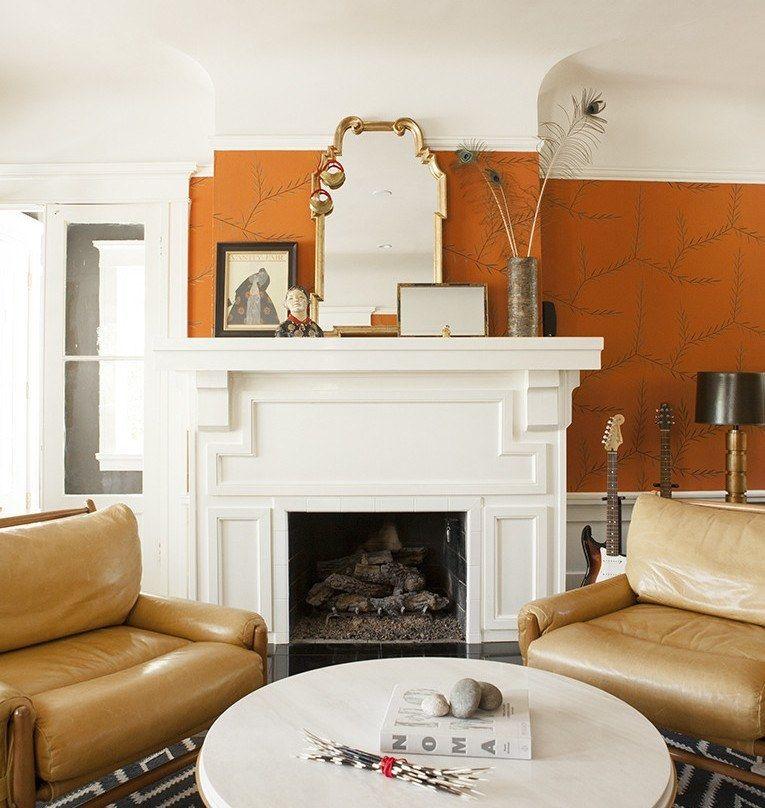 The Most Beautiful Fireplace Mantels Fireplace mantel, White