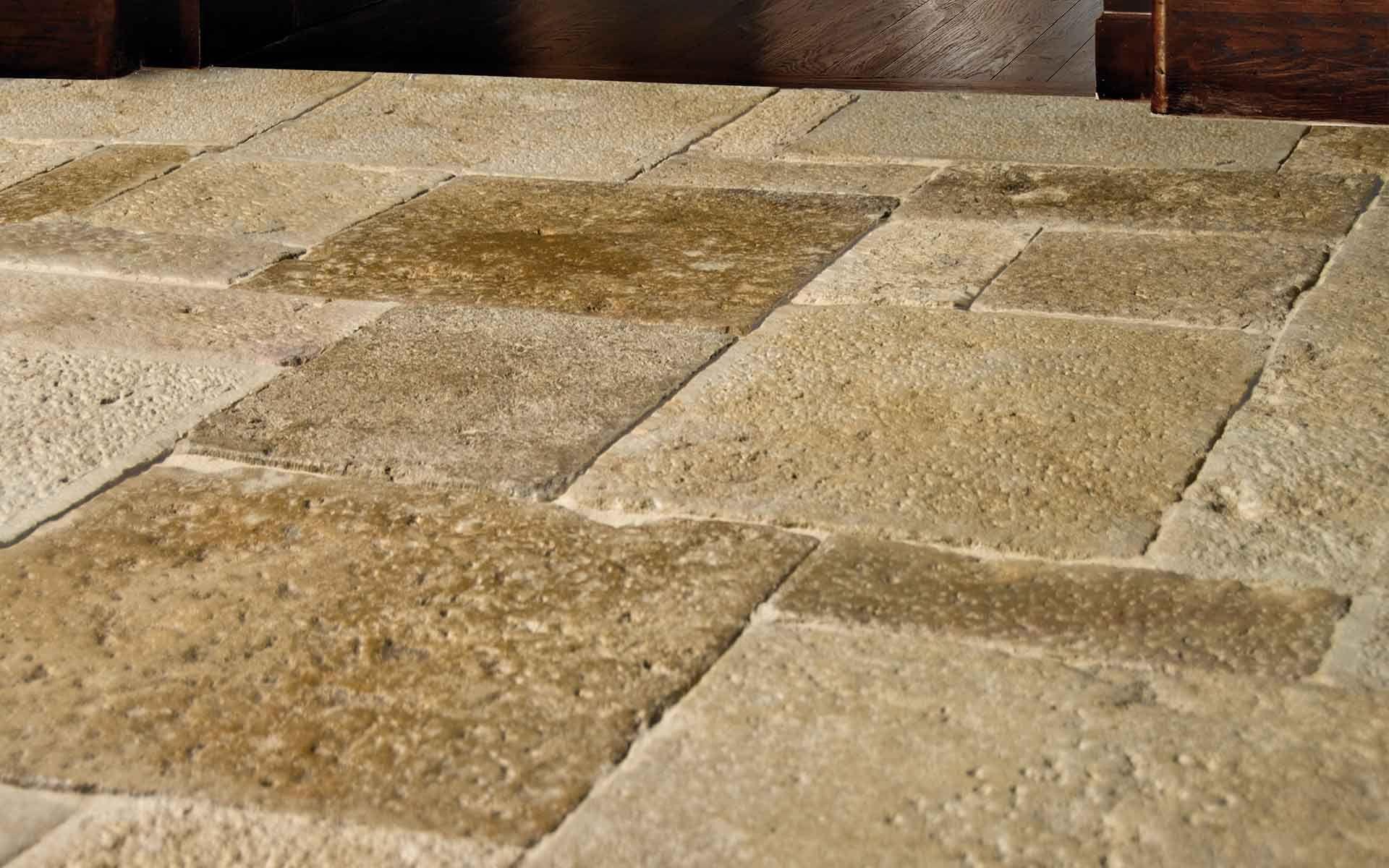 Dalle De Bourgogne Rustic Stone Flooring Francois Amp Co