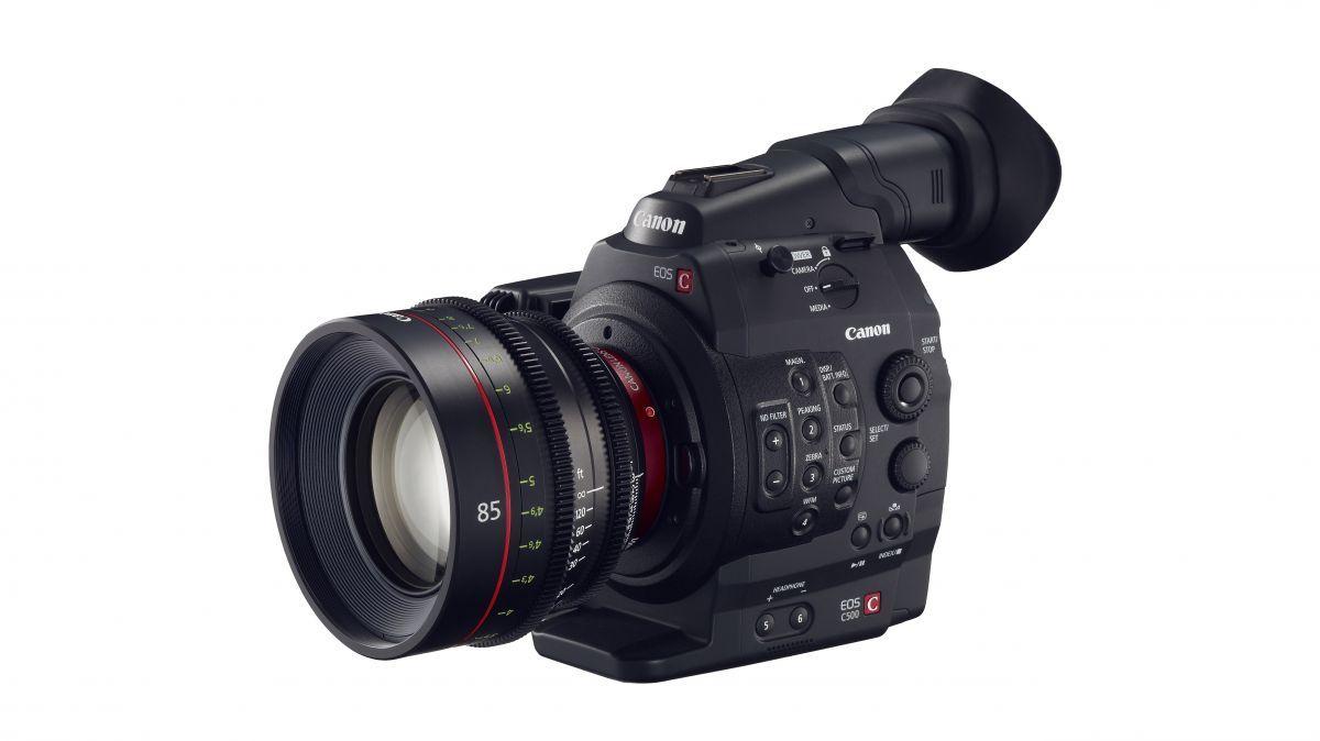 Canon announces Ultra HD video digital cinema camera