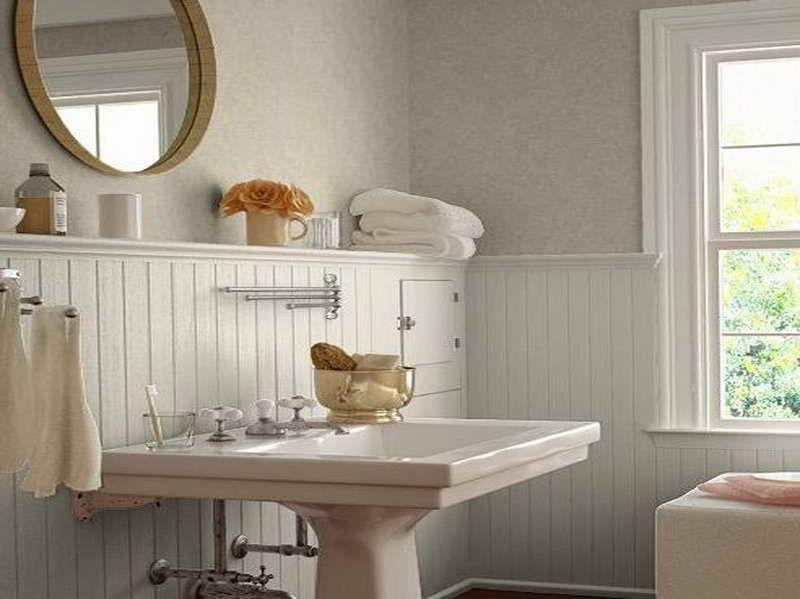 Antique Nautical Bathroom Ideas: 23 Inspiring Photo Of Popular Bathroom Colors Collection