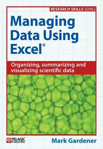 Managing Data Using Excel This book explains how to manage, make